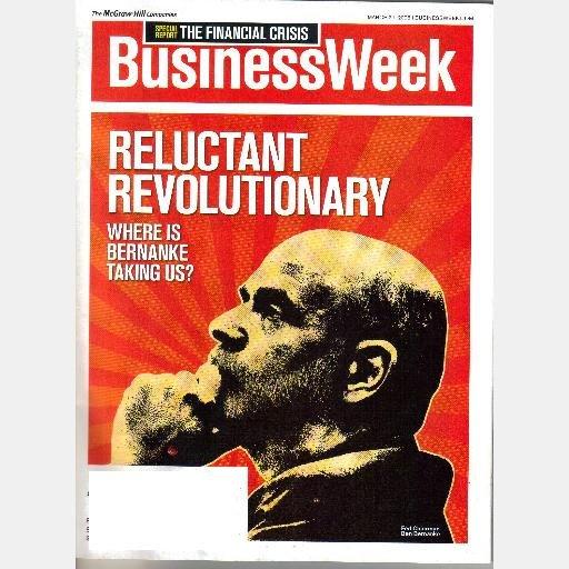 BUSINESS WEEK BUSINESSWEEK Magazine March 31 2008 Reluctant Revolutionary Bernanke FINANCIAL CRISIS