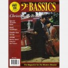 BASSICS 1995 Volume V No 1 magazine CHRISTIAN MCBRIDE Araham Laboriel Jimmy Earl John Patitucci