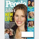 PEOPLE Magazine April 17 2006 JULIA ROBERTS NEW LIFE Matt LeBlanc Jen Aniston Vince Mary Winkler