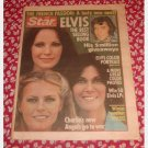THE STAR Womens Weekly September 13 1977 Charlies Angels Elvis Color Portrait