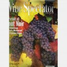 WINE SPECTATOR September 2003 Magazine PINOT NOIR How American Vintners Mastered Elusive Grape