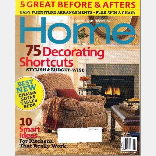 HOME November 2004 Magazine Zone theory Reedy Fork Ranch Greensboro NC Leslie Ross Lentz