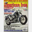 AMERICAN IRON SEPTEMBER 2004 Magazine 186 Harley Davidson 103 Fast Boy 280 STREETFIGHTER