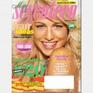 SEVENTEEN February 2006 Magazine JENNIFER STEELE cover