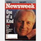 NEWSWEEK December 19 1994 Magazine PAUL NEWMAN Nobodys Fool ONE OF A KIND