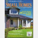 SMALL HOMES 2003 Magazine NS0309 Homestore