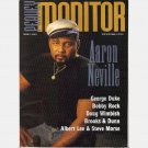 PEAVEY MONITOR Vol 13 Issue 4 Magazine AARON NEVILLE George Duke BOBBY ROCK Doug Wimbish Brooks Dunn