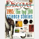 DISCOVER January 1996 Magazine THE TOP 100 SCIENCE STORIES 1995
