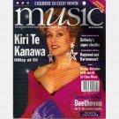 MUSIC March 1994 Magazine KIRI TE KANAWA Hogwood Harncourt Rimsky-Korsakov KEITH JARRETT Claus Moser