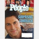PEOPLE WEEKLY September 11 2000 Magazine ROB LOWE West Wing Richard Hatch Anne Graham Lotz