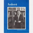 AMHERST Magazine JUNE 1979 Volume 31 Number 4 JULIAN H GIBBS College Mass Lord Jeffs April Race