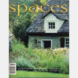 WASHINGTON SPACES Washingtonspaces Spring 2007 Magazine Hickory Ridge Farm Joshua Lianne Holzer
