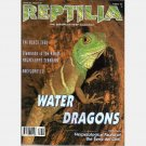 REPTILIA European Herp Magazine January 2000 Number 10 BLACK TEGU Malaclemys Terrapin WATER DRAGONS