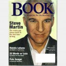 BOOK March April 2001 Magazine STEVE MARTIN Dennis Lehane PETE SEEGER Anita Schreve IRA GLASS