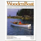 WOODENBOAT Wooden Boat January February 2003 170 William J Roue Harvey Golden kayak CORE SOUNDERS