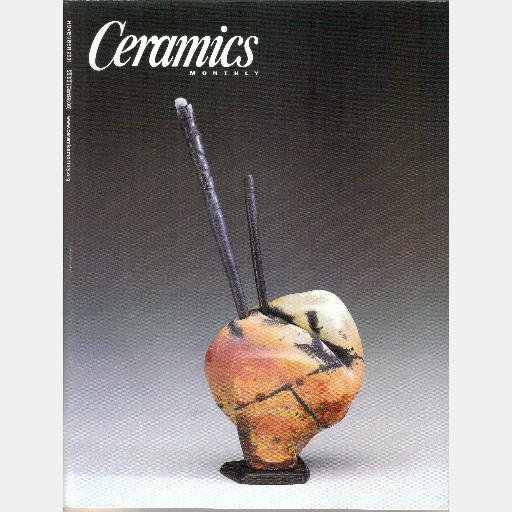 CERAMICS MONTHLY NOVEMBER 2001 Magazine Vol 49 No 9 MOTZKIN CLIVE TUCKER Jo Rowley ELYSE SAPERSTEIN