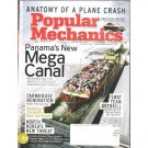 POPULAR MECHANICS February 2007 Magazine Panama's New Mega Canal PLANE CRASH Farmhouse Renovation