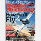 POPULAR MECHANICS July 2006 Magazine Volume 183 No 7 Gas mileage champs Jay Leno car tech overload