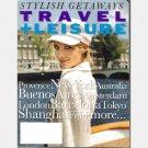TRAVEL + LEISURE October 2006 Magazine Shanghai Fiji Barcelona Tokyo Provence Vanessa Noel