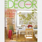 ELLE DECOR December 2003 Jan 2004 Magazine Jim Westcott HOLLY HUNT Craig Nealy Susan Hable Smith
