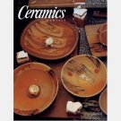 CERAMICS MONTHLY SEPTEMBER 2002 Magazine Vol 50 Will Ruggles Virginia Scotchie Joyce Jablonski