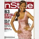 INSTYLE August 2004 Magazine Jennifer Lopez ELISABETH ROHM SUMMER PLACE Peter Krause