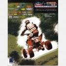 SOUVENIR PROGRAM 2005 ATVA ITP ATV MX Moose Grand Nationals Budds Creek MD Round 6 April 30 May 1