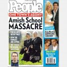 PEOPLE Magazine October 16 2006 Anna Nicole Wedding Ceremony AMISH SCHOOL MASSACRE