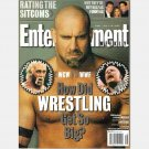 ENTERTAINMENT WEEKLY April 16 1999 No 481 Magazine How Did Wrestling Get So Big GOLDBERG