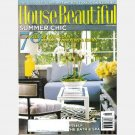 HOUSE BEAUTIFUL August 2004 Magazine Mori Art Museum Thomas O'Brien Jeffrey Bilhuber Kelly Wearstler
