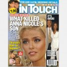 IN TOUCH WEEKLY October 9 2006 INTOUCH Magazine What Killed Anna Nicole son Daniel