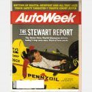 AUTOWEEK  January 16 1989 THE STEWART REPORT Penske PC17 Buick Reatta 1916 Winton Six-22A