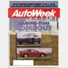 AUTOWEEK November 21 1988 Magazine PLYMOUTH LASER Mitsubishi Eclipse SAAB 9000CD Australian GP