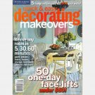 Country Almanac QUICK & EASY DECORATING MAKEOVERS FALL 2007 No 103 Karen Tweed Mirja Ing Diane Renz