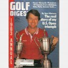 GOLF DIGEST February 1983 Magazine Annual TOM WATSON my US OPEN TRIUMPH Billy Casper Sutton Rizzo