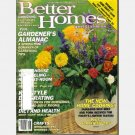BETTER HOMES and GARDENS May 1987 Magazine Volume 65 No 5