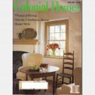 COLONIAL HOMES June 1993 Magazine THOMAS JEFFERSON Aiken Rhett House Charleston Shaker Style