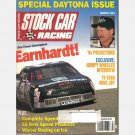 STOCK CAR RACING March 1994 Magazine Earnhardt MIKE JOY Humpy Wheeler Marion Bari