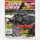 SUPER CHEVY December 2000 Magazine Mike Roth 1955 History of Chevrolet Part 12
