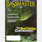 BASSMASTER February 2003 Magazine Volume 36 No 2 Denny Brauer Pitching Plugs