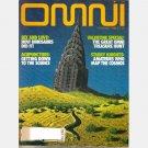 OMNI February 1988 Magazine Ji Sheng Han Acupuncture NASA ANTIQUES J G Ballard Hello America