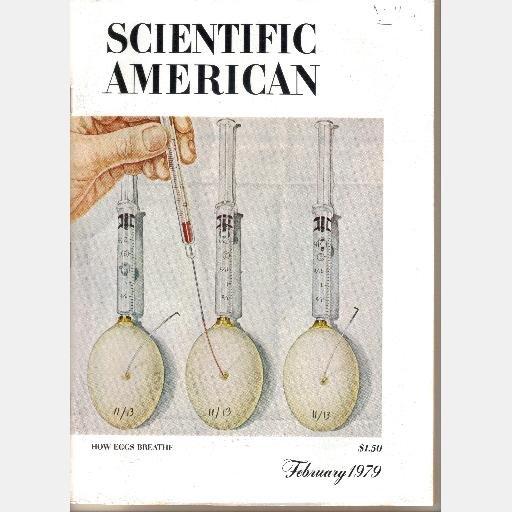 SCIENTIFIC AMERICAN February 1979 Vol 240 No 5 How Eggs Breathe SOLITIONS Silviculture Stethoscope