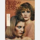CREATIVE HAIR DESIGNER March April 1979 Horst Rechelbacher George Michael Douglas Marvaldi