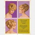 HELENE CURTIS For a most beautiful wiglet Care Craftsmanship Styling Wiglets 1967 book