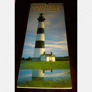 THE LIGHTHOUSE CALENDAR 2009 Gladstone Media ISBN 1933744367 UPC 682359744363