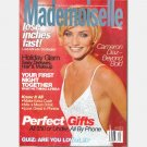 MADEMOISELLE December 1997 Magazine CAMERON DIAZ COVER