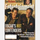ENTERTAINMENT WEEKLY February 13 1998 Magazine 418 MATT DAMON Ben Affleck Robert Duvall