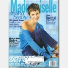 MADEMOISELLE January 1998 Magazine Audrey Marie Anderson COVER