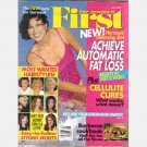 FIRST FOR WOMEN June 3 1996 magazine Volume 8 Issue 23