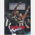 UNIVERSITY OF RICHMOND Magazine Spring 1998 Basketball NCAA Jared Stevenson Shawn Barber Sean Casey